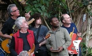Paul Mbenna & the Okapi Guitar Band 6 - small